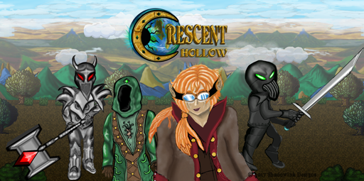 Poster : Characters of Crescent Hollow Image