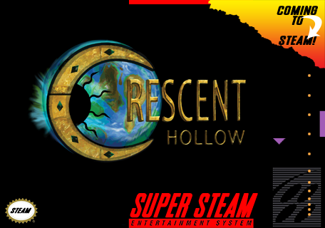 Crescent Hollow NOW ON Steam Early Access !