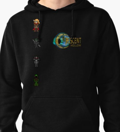 Hoodie : Crescent Hollow Classes Image